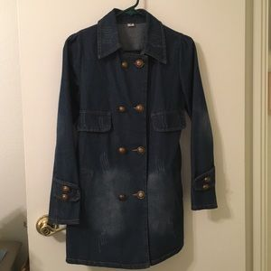 Jackets & Blazers - Ladies Jean coat